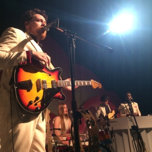 METRONOMY at the IMPERIAL in Vancouver October 26th, 2014.